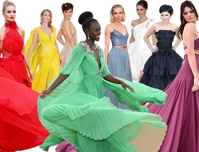 Лучшие платья Канн за все годы кинофестиваля