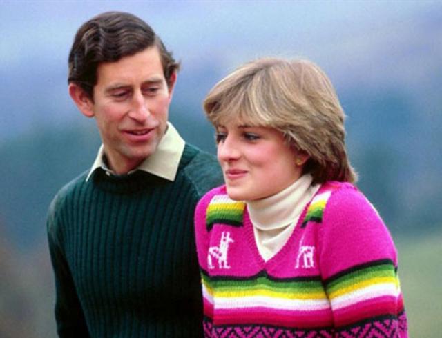 """Брак по принуждению: принц Чарльз назвал отношения с принцессой Дианой """"греческой трагедией"""""""
