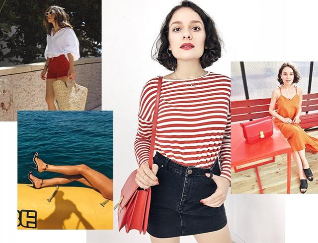 Как модные девушки одеваются летом: более 60 стильных образов из Instagram