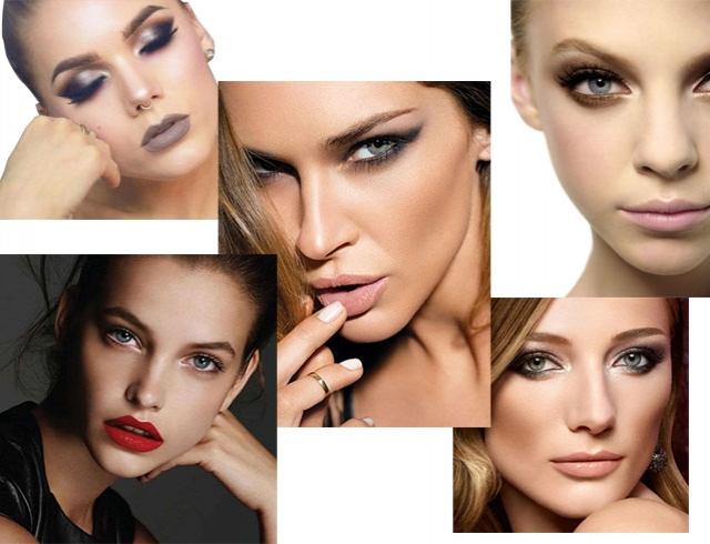Тонкости макияжа: какие оттенки подойдут для серых глаз (+ВИДЕО)