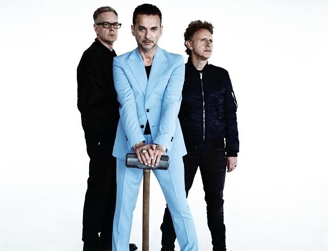 Depeche Mode: подробности приезда культовых британцев в Украину