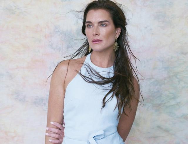 52-летняя Брук Шилдс снова появилась в кампейне белья Calvin Klein спустя 37 лет (ФОТО)