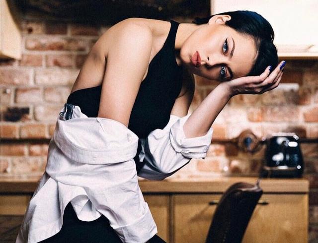 Настасья Самбурская отругала своего возлюбленного за просмотр клипа Елены Темниковой (ВИДЕО)