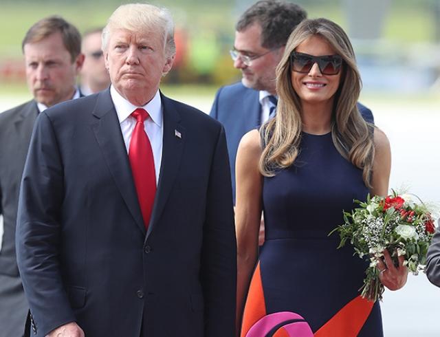 Ломая стереотипы: Мелания Трамп умело разнообразила строгий дресс-код (ФОТО)