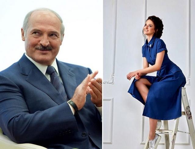 СМИ разузнали информацию про новую пассию Александра Лукашенко
