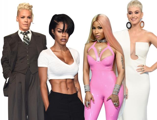 Голосуем! Самые яркие наряды церемонии MTV Video Music Awards 2017 title=