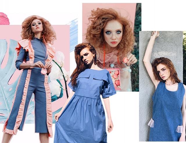 Где одеться в Украине: романтичный и амбициозный бренд Julia Gurskaja