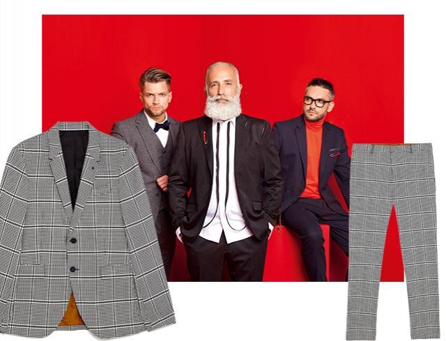 Как правильно выбрать костюм: советы от украинского дизайнера Андре Тана