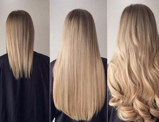 Наращивание волос: в чем разница между горячей и холодной техниками (+ВИДЕО)