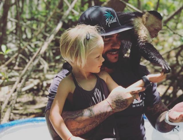 """Рэпер Тимати заявил, что уходит со сцены: """"Хочется не пропустить детство своей дочки"""""""