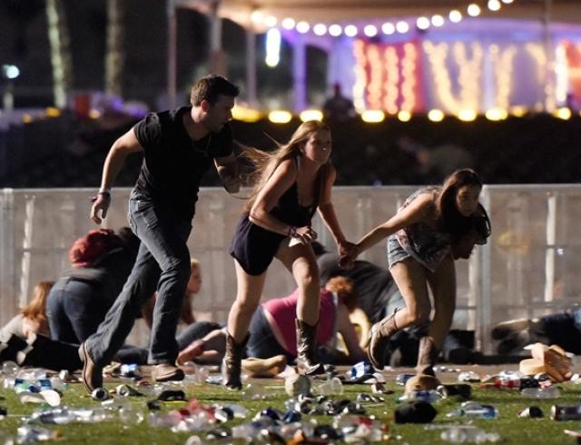 Самое массовое убийство в США: трагедия в Лас-Вегасе, где погибло более 50 человек, никого не оставила равнодушным
