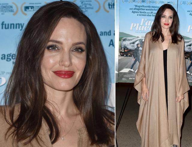 Анджелина Джоли в Лос-Анджелесе на премьере фильма покорила своей блистательной красотой (ФОТО)