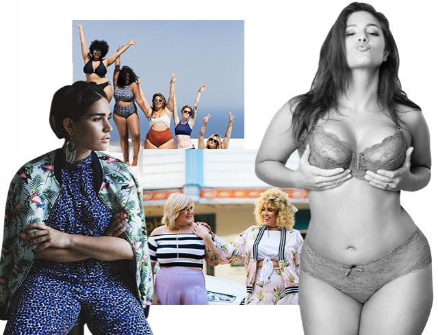 Как одеваться стильно, если у тебя нестандартная фигура: советы моделей plus-size