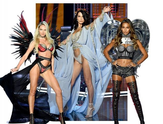 Показ Victoria's Secret в Шанхае: фоторепортаж с места событий