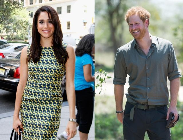 Меган Маркл и принц Гарри официально помолвлены: влюбленных поздравили Кейт Миддлтон и принц Уильям, а также родители актрисы