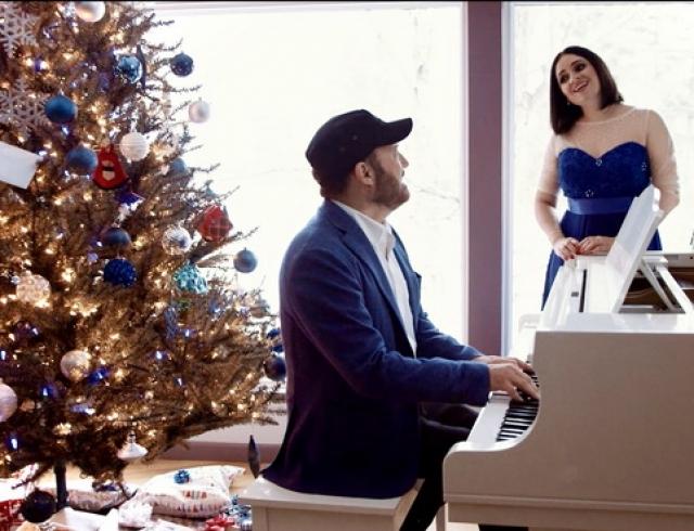 Украинцы приняли участие в Рождественском клипе канадского музыканта: премьера клипа Christmas Day (ВИДЕО)