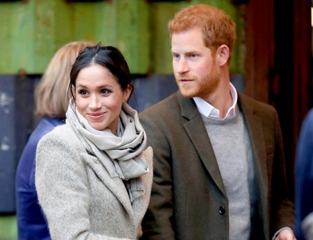 Меган Маркл и принц Гарри очаровали поклонников новым светским выходом (ФОТО)