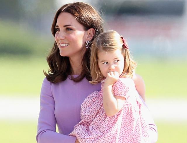 Дочь Кейт Миддлтон и принца Уильяма заговорила по-испански