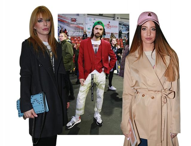 Самое интересное с первых двух дней Ukrainian Fashion Week (гости показов и street-style)