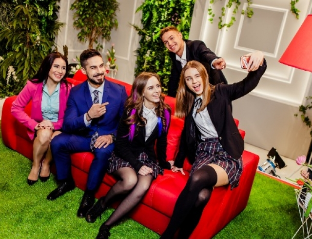 Сьогодні до Франківська приїдуть актору популярного українського телесеріалу школа