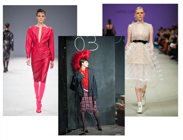 Топ-5 лучших образов к 8 Марта с Ukrainian Fashion Week