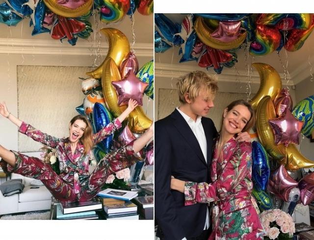 Наталье Водяновой исполнилось 36: старший сын очень трогательно поздравил маму