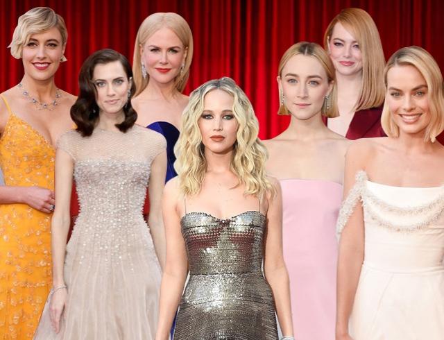 """Как это было: лучше платья красной дорожки """"Оскар 2018"""""""