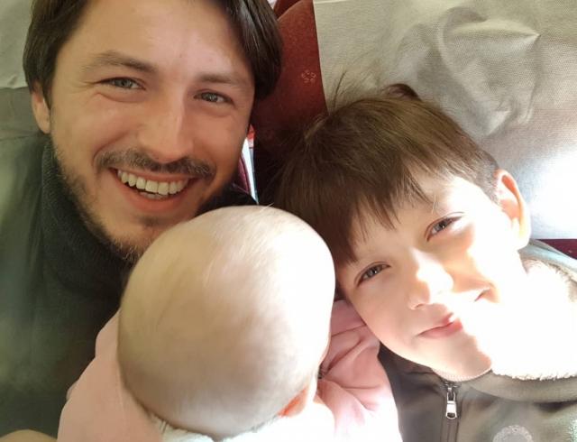 Сергей Притула рассказал, как это — быть отцом девочки (ВИДЕО)