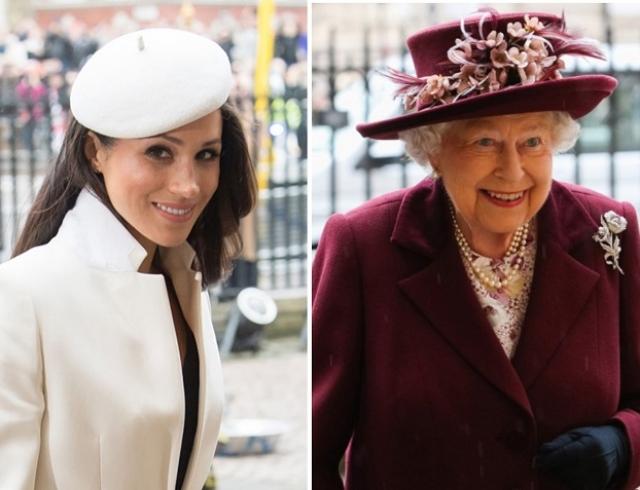 Стали ближе? Меган Маркл впервые вышла в свет в компании королевы Елизаветы II (ФОТО)