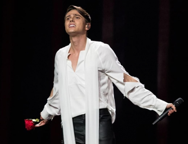 Трогательный ALEKSEEV с песней Forever выступил на Евровидении-2018 (ВИДЕО)
