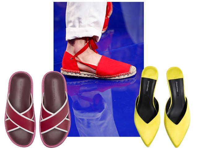 Шлепали шлепки — подборка модной обуви на лето
