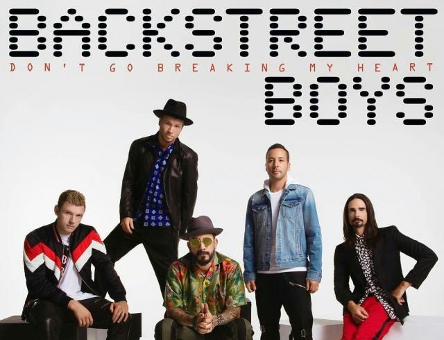 Backstreet Boys выпустили 1-ый  за5 лет клип иобъявили огастролях