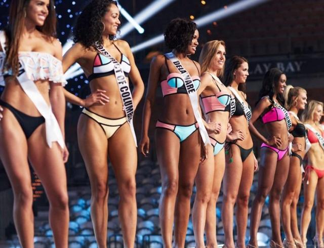 """Из-за движения #MeToo в конкурсе """"Мисс Америка"""" больше не будет дефиле в купальниках"""