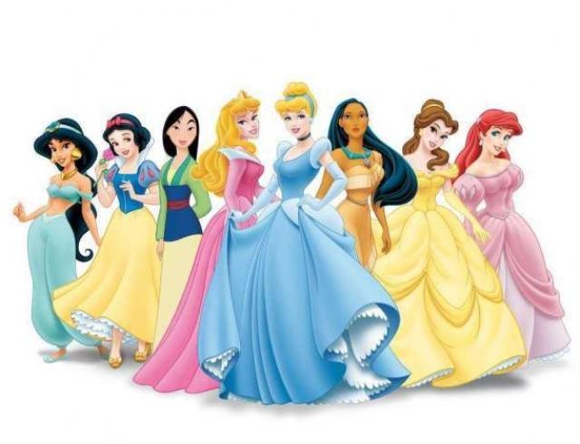 Принцессы Disney: как бы выглядели героини, если бы жили в Украине?