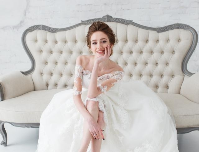 Свадебные прически 2018: самые интересные варианты