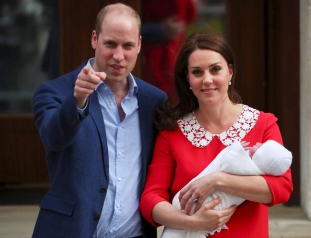Появились подробности будущего крещения принца Луи