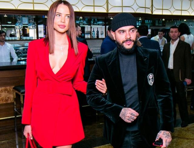 Поклонники подозревают расставание Тимати и Анастасии Решетовой