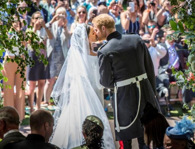 Проповедник рассказал о настоящих чувствах Меган Маркл и принца Гарри