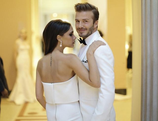 Дэвид и Виктория Бекхэм сходили на выставку и развеяли слухи о разводе (ФОТО)