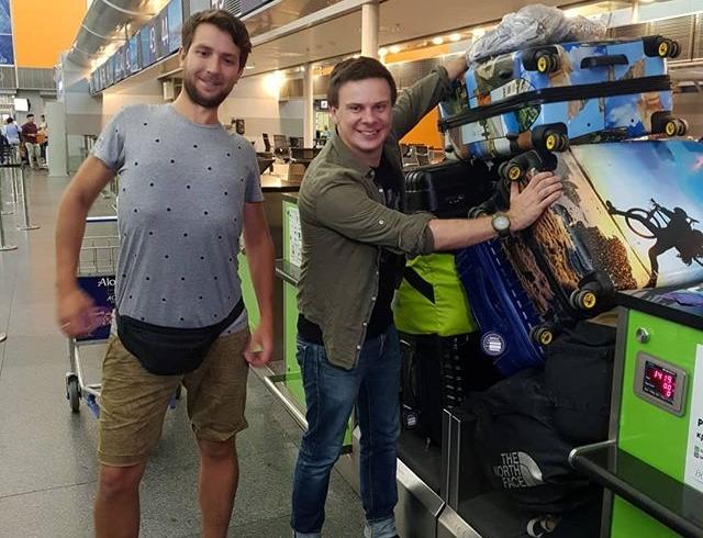 ЭКСКЛЮЗИВ: подробности новой экспедиции Дмитрия Комарова в Бразилию
