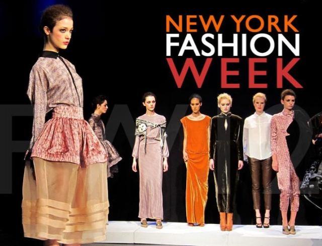 В боевой готовности: когда пройдет неделя моды в Нью-Йорке