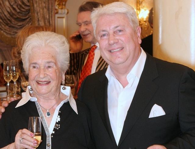 Умерла Анна Юльевна мама Владимира Винокура ушла из жизни в 96 лет