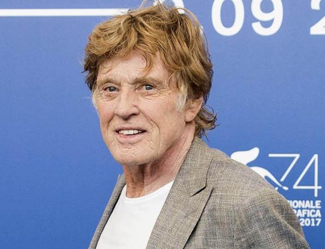 81-летний Роберт Редфорд объявил об уходе из кино
