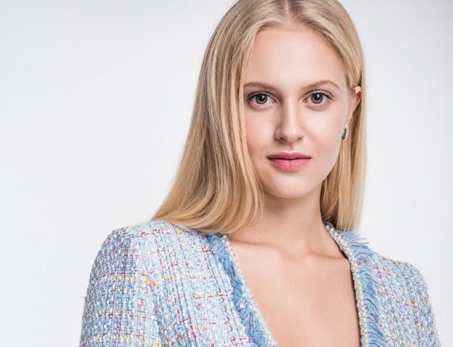 """ЭКСКЛЮЗИВ: Алина Миляева о подготовке к конкурсу """"Мисс Украина"""""""