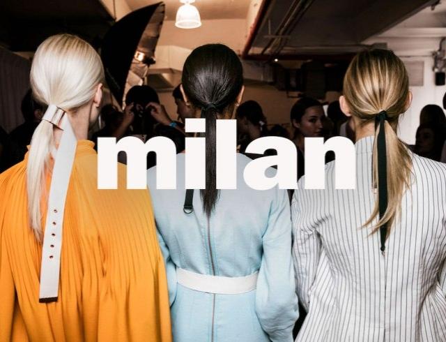 Очередь Италии: когда состоится неделя моды в Милане