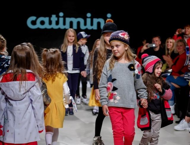 Злата Митчелл, Богдана Попенко и другие на третьем дне Junior Fashion Week в Киеве