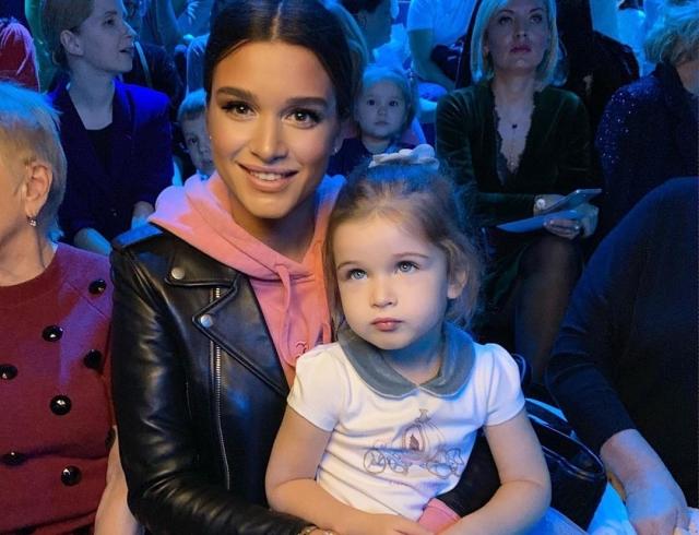 Дочь Ксении Бородиной умилила соцсети своим желанием (ВИДЕО)