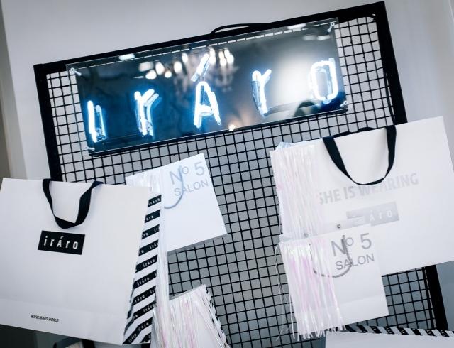 irAro и N5SALON: как прошла вечеринка-открытие POP-UP fashion&beauty week