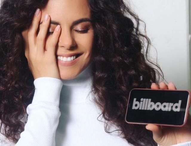 Знай наших: испанский трек Насти Каменских Peligroso попал в мировой чарт Billboard