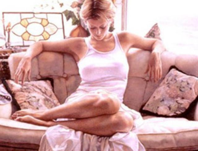 Сексуальные мышцы подтяну-у-уть! Раз-два…